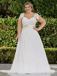 wedding dresses for plus size women plus size empire waist wedding dresses with sleeves naf dresses
