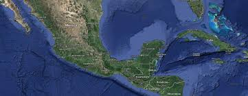 Map Of Mexico And Usa by Mexicos Other Border Security Migration And The Humanitarian Us