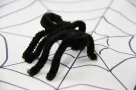 how to make spiders out of pipe cleaners 11 steps with pictures