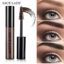 henna eye makeup aliexpress buy sace waterproof eyebrow tint enhancer