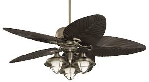 Craftsman Ceiling Fan by Fancy Tropical Ceiling Fan With Light 91 In Craftsman Ceiling