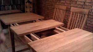 How To Make An Expandable Table Extended Dining Room Table 98 With Extended Dining Room Table