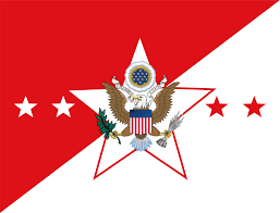 Flags Us Chief Of Staff Of The United States Army