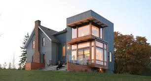 traditional farmhouse floor plans modern extension to traditional farmhouse house homes plans american