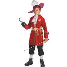 peter pan disney captain hook toddler child costume