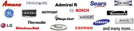 kitchen appliance companies one stop appliance repair dallas