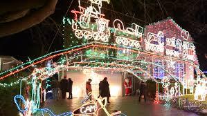 christmas light show toronto man who put up famous burlington ont christmas light display dies
