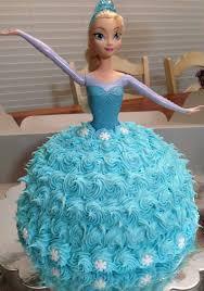34 frozen doll cakes images frozen party