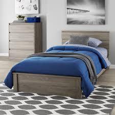Ameriwood Bedroom Furniture ameriwood furniture westlake platform bed rustic oak