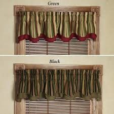 Kitchen Curtain Valance by Kitchen Fascinating Kitchen Curtains And Valances In Curtains