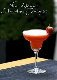 daiquiri cocktail non alcoholic strawberry daiquiri recipe in the playroom