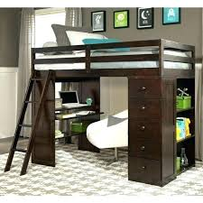 storage loft bed with desk twin low loft bed with storage loft bed desk best black metal with