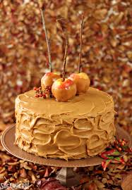 caramel apple cake sugarhero