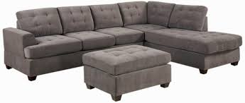 Tufted Sectional Sofa by Furniture Add Luxury To Your Home With Full Grain Leather