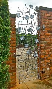 fresh simple metal garden trellis plans 20492