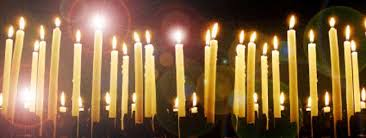 a pound of candles chabad org