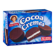 Little Debbie Halloween Cakes by Little Debbie Cocoa Cremes Snack Cakes 12 Ct Walmart Com
