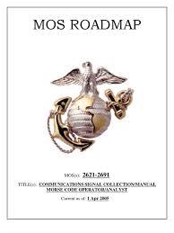 2621 2691 sergeant united states marine corps