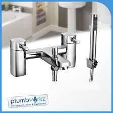 modern forme chrome bathroom taps sink basin mixer bath filler