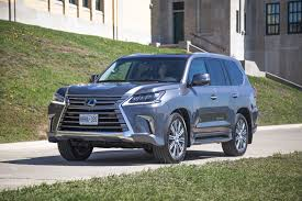 lexus canada review 2017 lexus lx 570 canadian auto review