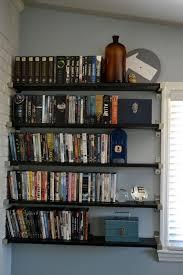 Dvd Bookcase Storage Open Shelving For Dvd Storage Lansdowne Life