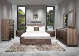 meubles chambre à coucher jc perreault chambre contemporaine durham mobilier de