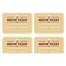 doc 500231 free printable ticket templates u2013 free printable