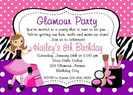 design free printable birthday invitation cards with photo with