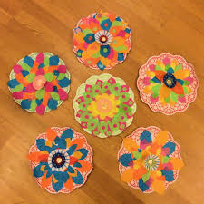 rangoli decorations for diwali november 2013 tissue paper and