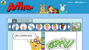 ruin your childhood with the arthur comic creator geek com
