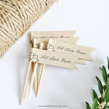 Thank You Tags Wedding Favors Templates by Succulent Diy Mini Favor Flags Text Editable Template Mini