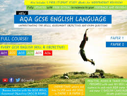 new gcse english language paper 1 paper 2 reading and writing
