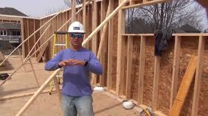 how to build a house framing first floor walls ep 33 youtube