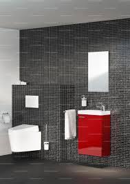 Meubles Salle De Bain Rouge by Meuble Lave Mains Cristal Rouge Sanitaire Fr Meuble De Salle De