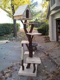 Tree House Home Best 25 Cat Tree House Ideas On Pinterest Cat Towers Diy Cat