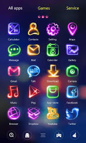 thema apk tonight go launcher theme android apps on play