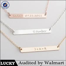 cheap name necklaces impressive design ideas customized necklace etsy for name