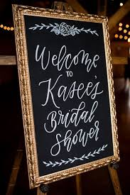 Kitchen Tea Ideas by Best 20 Bridal Shower Chalkboard Ideas On Pinterest Kitchen Tea