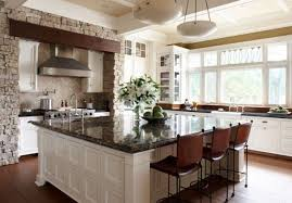 square kitchen islands large island kitchens wonderful large square kitchen island in