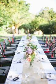How To Decorate A Backyard Wedding Top 35 Summer Wedding Table Décor Ideas To Impress Your Guests