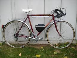 peugeot for sale canada vintage peugeot touring bike found at garage sale bicycling