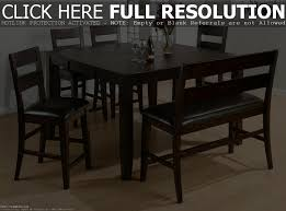 backsplash kitchen tables with bench dining room tables a bench