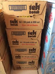 Teh Kotak Ecer jual teh kotak ultra jaya 300ml mainharga