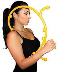 nayoya back hook massager patented self massager
