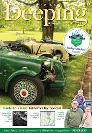 discovering deeping issue 024 june 2017 by discovering magazines