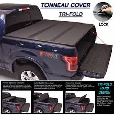 Folding Truck Bed Covers Hard Folding Tonneau Cover Ebay