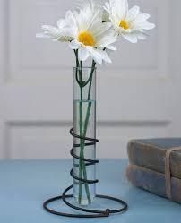 Test Tube Flower Vases Test Tube Bud Vase In The New House