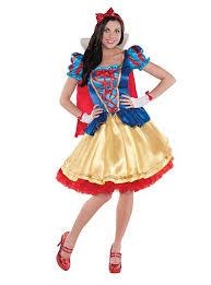 Snow White Halloween Costume Women Snow White Fancy Dress Women George Asda
