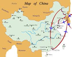 Dalian China Map 180206 Harbin U0026 Hongkong Air U0026 Sea Travel Center