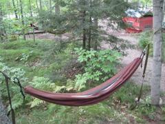 tree huggers u2013 the hammock hut